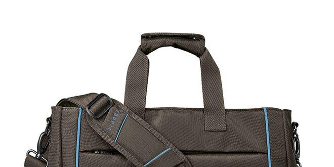 ddbdfb12c0e2f Hnedá taška na notebook Esprit | Zlavomat.sk
