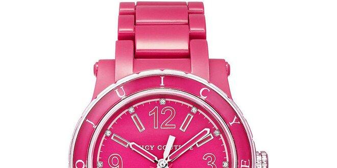 Dámske ružové hodinky Juicy Couture  779baf9fdd9