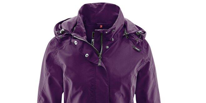 Dámska purpurová bunda Maier