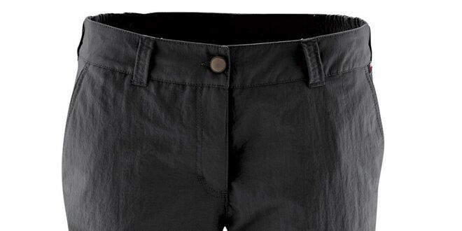 Dámske čierne funkčné šortky Maier