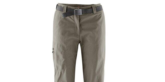 Dámske odopínateľné béžové nohavice Maier