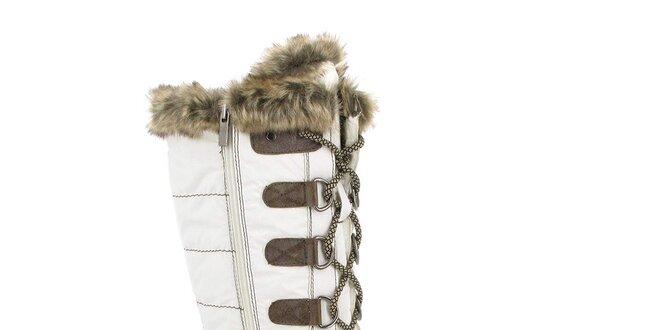 0c545645a0296 Dámske zimné topánky s kožúškom Kimberfeel | Zlavomat.sk