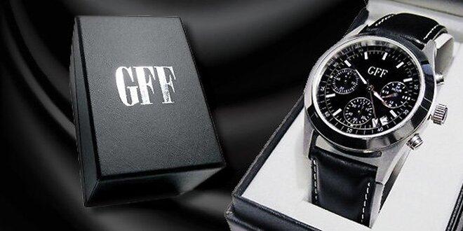 Vkusné pánske hodinky