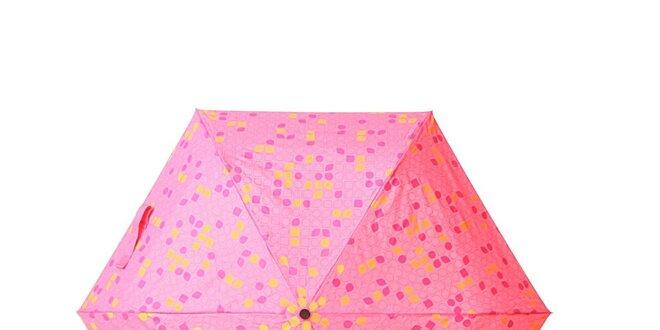 Dáždnik Waterlock - ružový, čierny alebo modrý