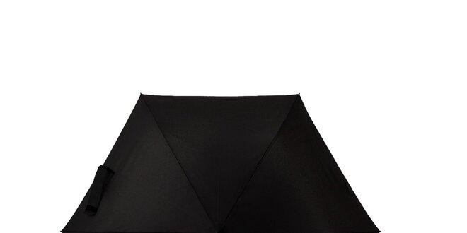 Dáždnik Alumbrella 98 - čierny/strieborný alebo čierny/zlatý