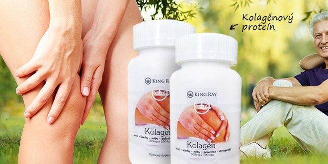 Kolagénový proteín – výživový doplnok pre zdravie a krásu
