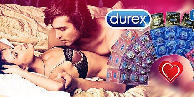 Super balenia DUREX kondómov