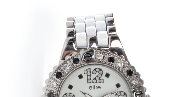 Dámske hodinky s vymeniteľnými náramkami Elite
