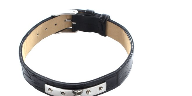 Dámske hodinky z nerezovej ocele s karabínkou Elite