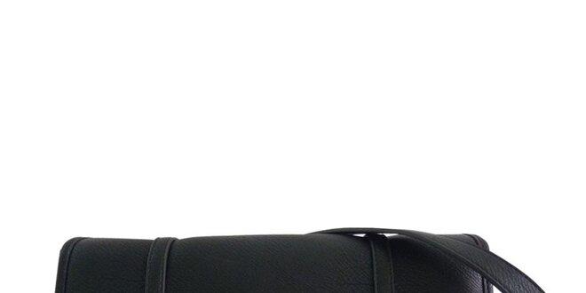 Dámska čierna aktovka Gessy