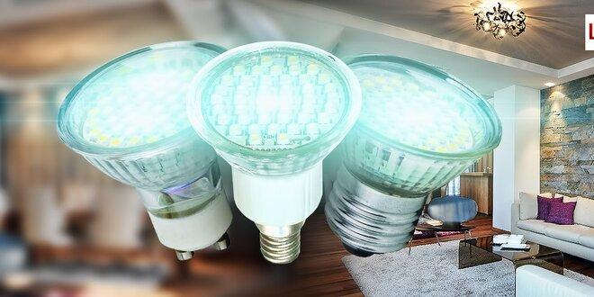 Cenovo i energeticky výhodné LED žiarovky