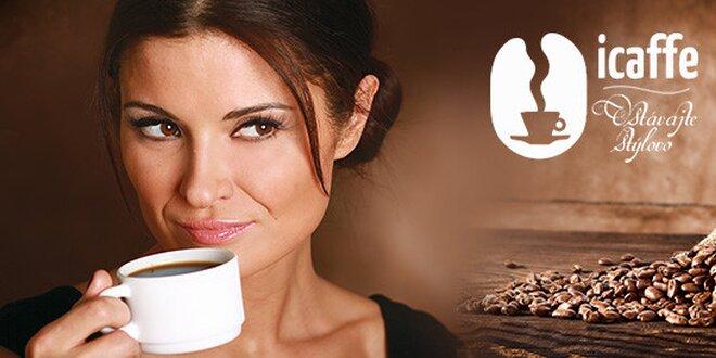 Vyberte si zo 6 káv s pravou chuťou a arómou