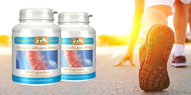 Morský kolagén je ideálny komplex pre naše kĺby, kosti, kožu, vlasy a nechty a omladenie pleti!