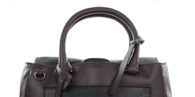 Dámska kožená kabelka s odnímateľným popruhom Clarks