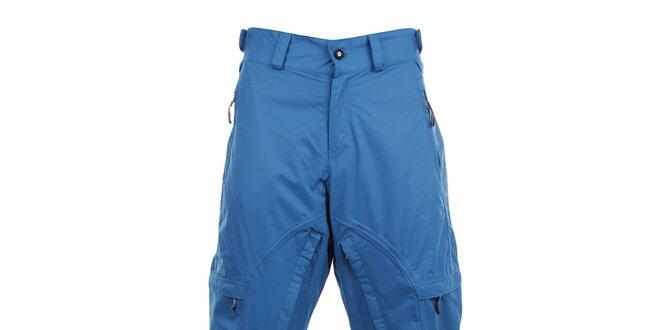 edc961939eaa Pánske modré lyžiarske nohavice Fundango