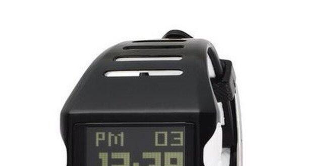 82edae59ed016 Pánske digitálne hodinky Puma Active TOP Flow Black/White | Zlavomat.sk