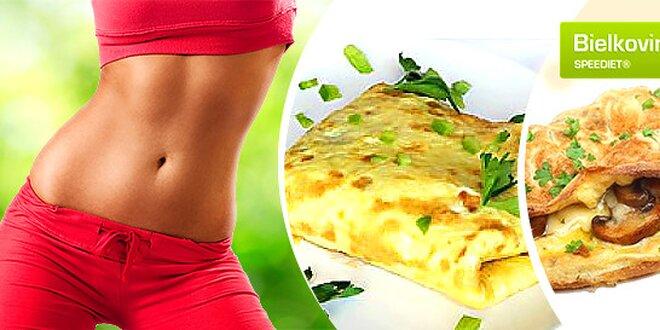 Chudnutie s bielkovinovou diétou SPEEDIET®