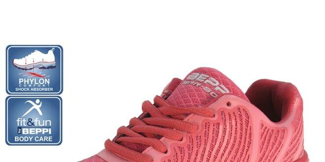 c1da2fc192 Dámske ružové bežecké topánky Beppi