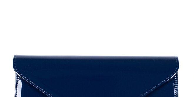 a1b770434d Dámska tmavo modrá listová kabelka Felice