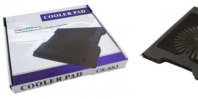 Chladiacia podložka pre notebook USB