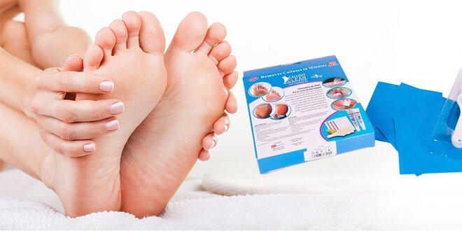 Súprava na ošetrenie nôh a Kinoki zdarma