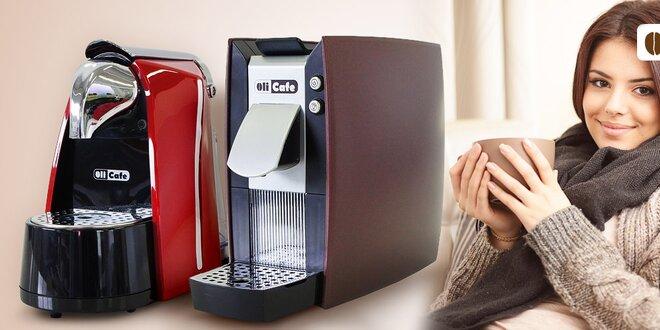 Najlepší kávovar vo svojej triede + 100 kapsúl