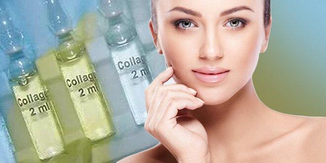 COLAGEN-kľúčová, nevyhnutná zložka kožného tkaniva. Pre dámy aj pánov