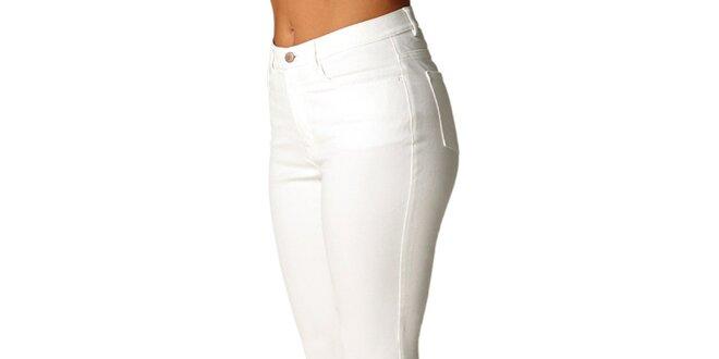 d0072fe85b Dámske biele nohavice Isabi