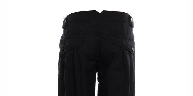 17a705173 Dámske čierne capri nohavice Exe Jeans | Zlavomat.sk