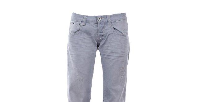2786c7411eeb Dámske svetlé džínsy Gas