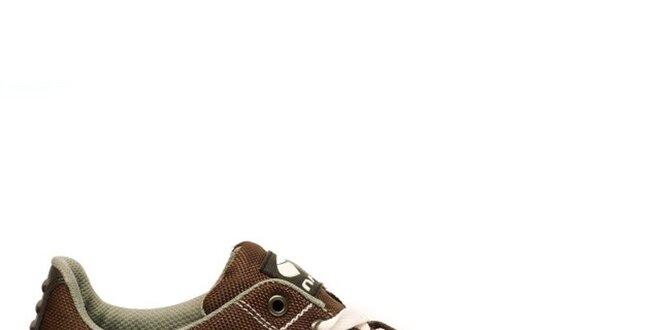 f2c1f4f324 Pánske ľahké trekové topánky Numero Uno - hnedé