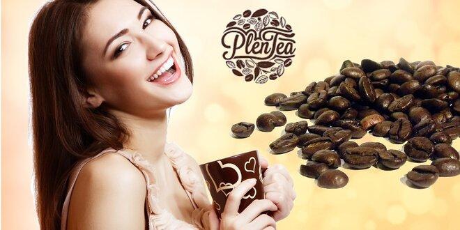 Najlepšie svetové kávy