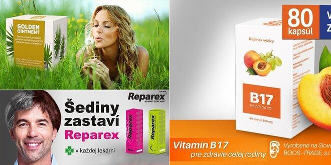 Krásne vlasy, zdravá pokožka a zdroj antioxidantov