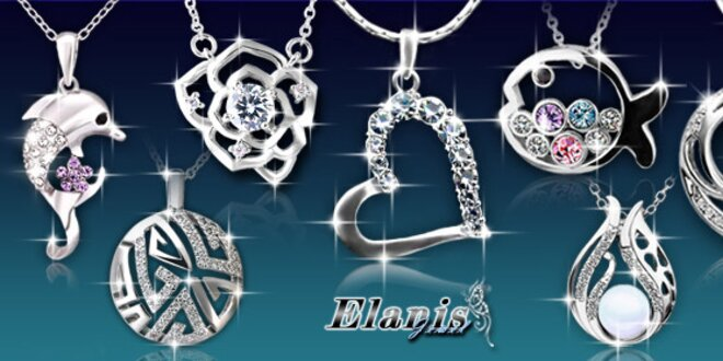 Veľký výber šperkov Swarovski Elements