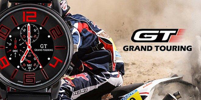 GT Grand Touring hodinky v 6 farbách