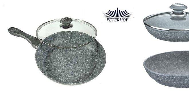 Exkluzívne panvice s najodolnejším 7 vrstvovým granitovým povrchom od značky PETERHOF