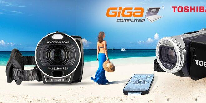 Kamera Toshiba Camileo X200 alebo H20