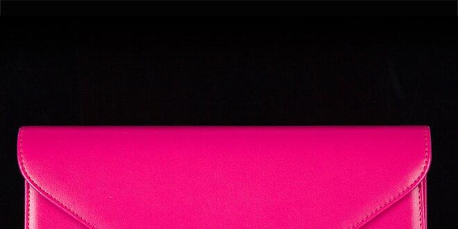 76f3f55d11 Dámska ružová listová kabelka Felice