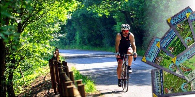 Milujete cyklovýlety? Objavte stovky nových cyklotrás na Slovensku s našimi cyklomapami!