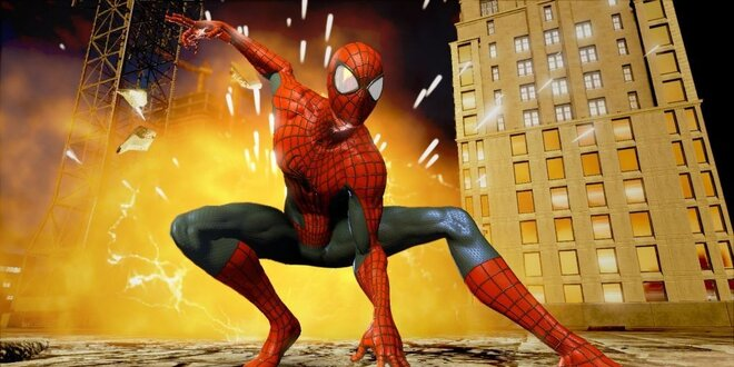 Hra pre Playstation 4 The Amazing Spider-man2
