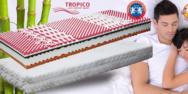 Matrace Tropico Kokos Rainbow®