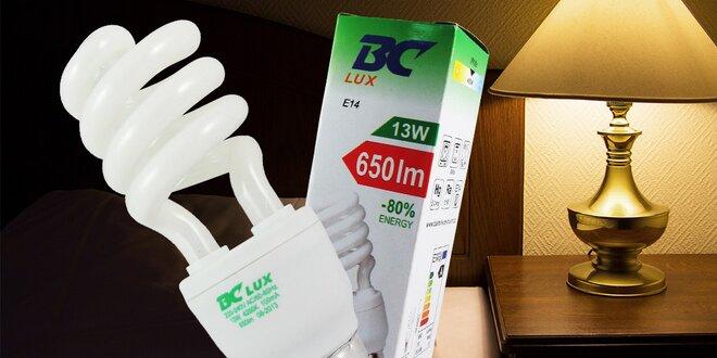 10 úsporných žiaroviek pre vaše svetlo do života!