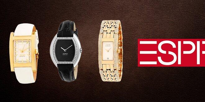 Dámske značkové hodinky ESPRIT - nové varianty