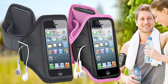 Praktické púzdro na telefón na ruku