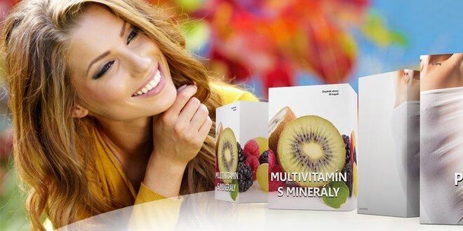 Výživové doplnky pre krásu, zdravie, ale aj na opicu!