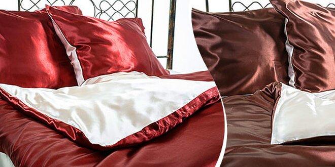5-dielne saténové obliečky Giovanelli Design