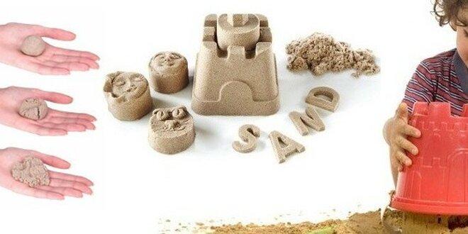 Zázračný modelovateľný piesok