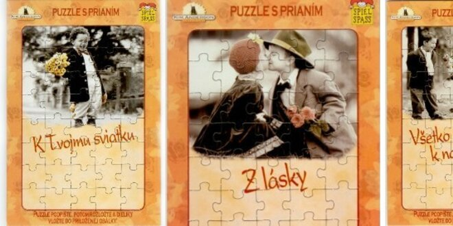 Puzzle s prianím