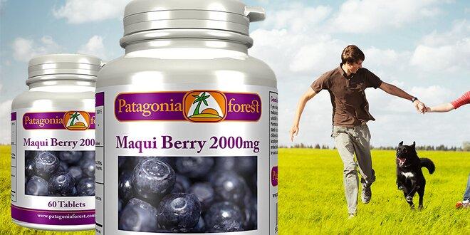 Maqui berry - najsilnejší superantioxidant.