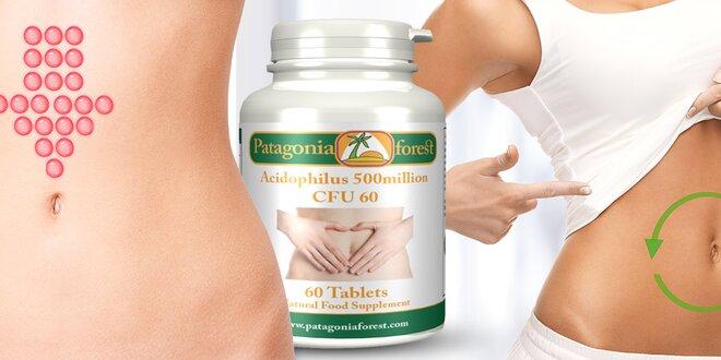 500 000 000 zdravých baktérií pre vaše telo!
